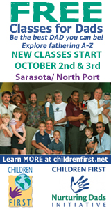 Children First - Nurturing Dads Workshop