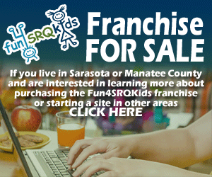 *Fun4SRQKids Franchise for Sale