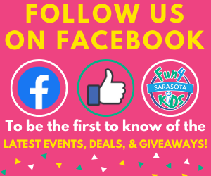 Visit the Fun 4 Sarasota Kids Facebook page