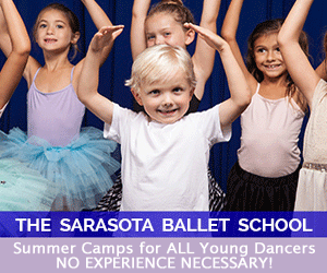 Sarasota Ballet Dance Camp