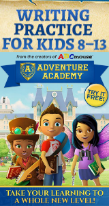 Adventure Academy Section Ad Education