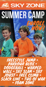 SkyZone Section Ad