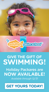 Goldfish Swim School Holiday Packages