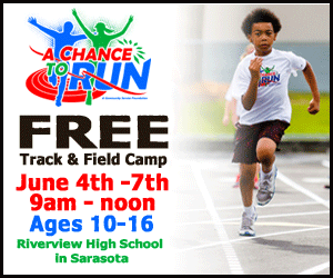 A Chance to Run Track and Field Camp