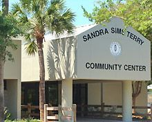 Laurel Park / Sandra Sims Terry Community Center