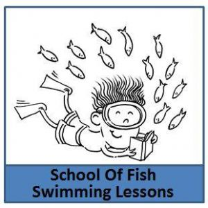 School of Fish Swimming Lessons