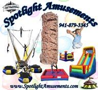 Spotlight Amusements- Birthday Club