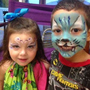 Kids Party Pals- Face Painting and Balloons