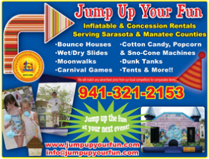 Jump Up Your Fun- Event Accessories