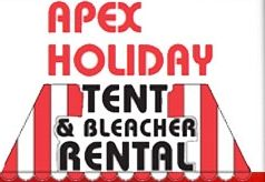 Apex Holiday Tent and Bleacher Rental