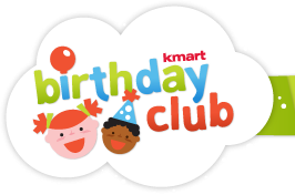 Kmart Birthday Club