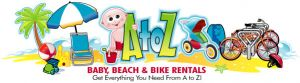 A-Z Baby, Beach, and Bike Rentals