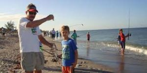 Manasota Beach Youth Fishing Tournament