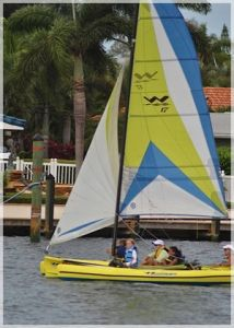 Bimini Bay Sailing Lessons