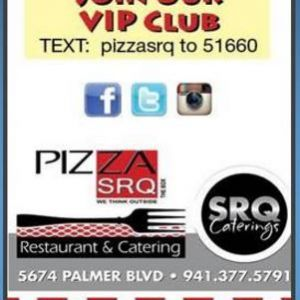 Pizza SRQ - Kids Eat Free