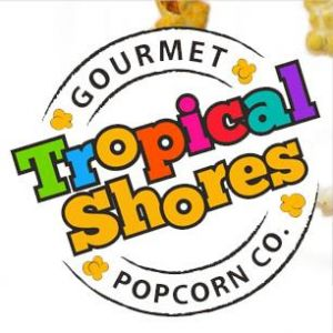 Tropical Shores Gourmet Popcorn Co.- Candy Shop