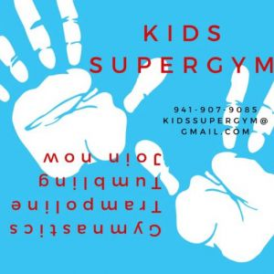 Kids SuperGym Parent and Tot Class