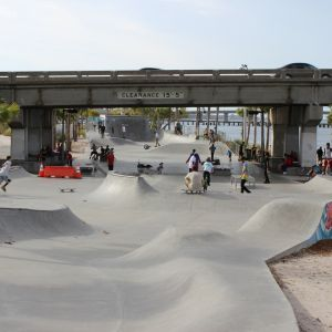 Bradenton Riverwalk Skatepark