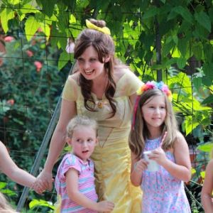 Enchanted Entertainment Princess Parties