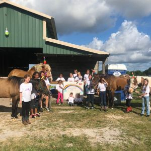 Kids Low Cost Horse Camp and Horse Programs