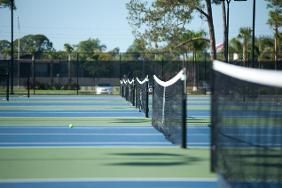 State College of Florida Tennis Courts