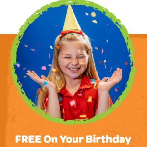 Crayola Experience Free on your Birthday