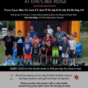 All-Stars Sports and Adventure Camp at Evie's Bee Ridge