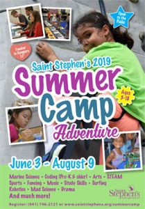Saint Stephen's Episcopal School- Summer Adventure Camp