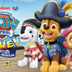 07/27-07/28 Paw Patrol Live: Race to the Rescue