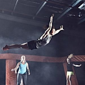 Sky Zone Membership $25 a month