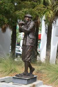 Royal St. Andrew-Father of Golf (The Duffer) Sculpture