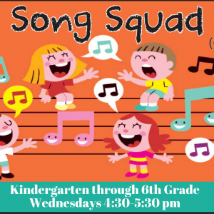 Children's Choir (Song Squad)