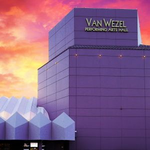 Van Wezel Performing Arts Hall- Rentals
