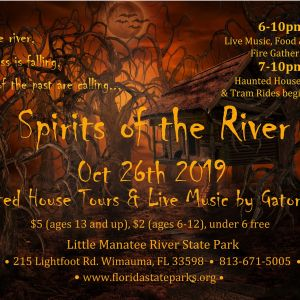 10/26 - Spirits of the River Fall Gathering