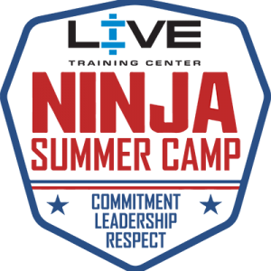 LIVE Training Center Kid Ninja Summer Camp