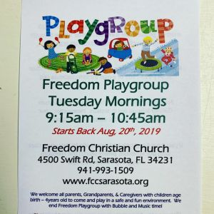 Freedom Christian Church Playgroup