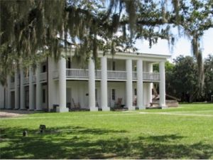 Gamble Plantation Historic State Park Geo-Seeking