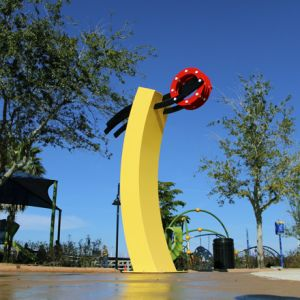 Bradenton Riverwalk Public Art